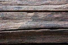 Bruine houten textuur, houten achtergrond Royalty-vrije Stock Afbeeldingen