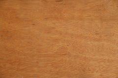 Bruine houten textuur op achtergrond Stock Foto's