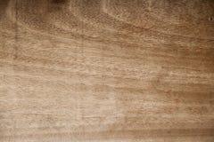 Bruine houten textuur op achtergrond Stock Foto