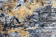 Bruine houten textuur op achtergrond Royalty-vrije Stock Foto's