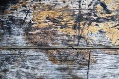 Bruine houten textuur op achtergrond Stock Fotografie
