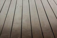 Bruine houten textuurachtergrond Stock Fotografie