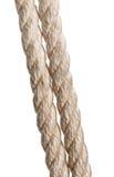 Bruine kabel Royalty-vrije Stock Foto's