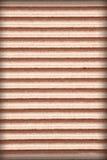 Bruine kartonachtergrond Stock Fotografie