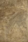 Bruine kleurentextuur, Abstracte Muur en Achtergrond Royalty-vrije Stock Foto