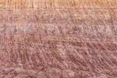 Bruine klippen als achtergrond Stock Afbeelding