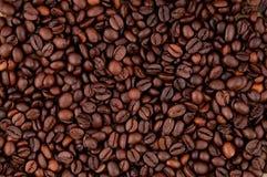 Bruine koffie. Royalty-vrije Stock Afbeeldingen