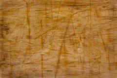 Bruine krassen Stock Afbeelding