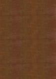 Bruine leertextuur Royalty-vrije Stock Afbeeldingen