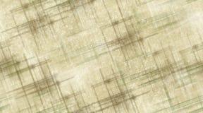 Bruine Lijnen en Sterren Royalty-vrije Stock Afbeeldingen