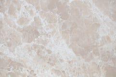 Bruine marmeren muurtextuur Royalty-vrije Stock Foto's