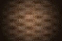 Bruine meshy achtergrond Royalty-vrije Stock Afbeeldingen