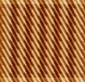 Bruine naadloze textuur. Vectorachtergrond Stock Afbeeldingen