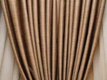 Bruine portiere Stock Afbeelding