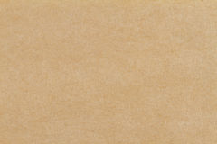 Bruine recyecledocument achtergrond Royalty-vrije Stock Afbeelding