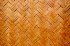 Bruine rieten achtergrond, Bruine rieten textuurachtergrond Stock Foto