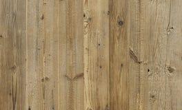 Bruine, rustieke houten textuur met natuurlijke structuur Stock Foto's