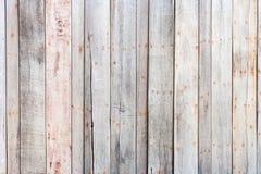 Bruine schone houten de textuurachtergrond van de plankmuur Royalty-vrije Stock Afbeelding