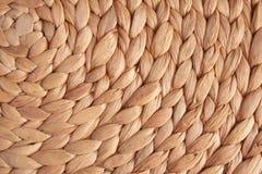 Bruine spiraalvormige abstracte achtergrond Royalty-vrije Stock Afbeelding