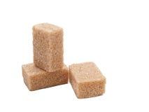 Bruine suiker Royalty-vrije Stock Fotografie