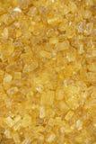Bruine suikerkandis Stock Foto
