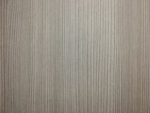 Bruine synthetische houten oppervlaktetextuur van deur royalty-vrije stock foto