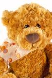 Bruine teddy Stock Foto