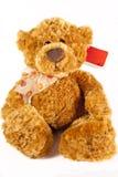 Bruine teddy Stock Foto's