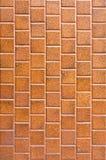 Bruine tegels Stock Afbeelding