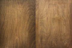 Bruine triplex houten textuur als achtergrond royalty-vrije stock afbeeldingen