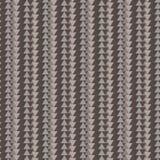Bruine verticale gestreepte het patroonachtergrond van de schaduwdriehoek Royalty-vrije Stock Foto's
