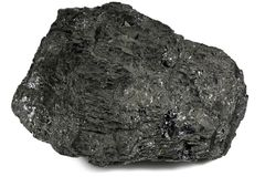 bruinkool Royalty-vrije Stock Fotografie