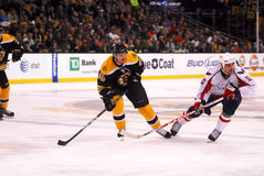 Bruins v. Capitals Stock Photos
