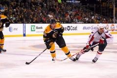 Bruins v. Capitals Stock Photos