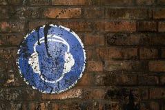 bruit Image libre de droits