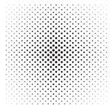 Bruit abstrait Art Dotted Pattern Images libres de droits