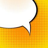 Bruit Art Background Stock Vector Illustration de bulle de la parole Illustration Libre de Droits