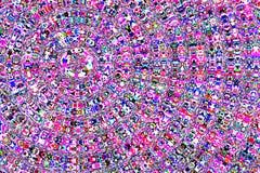 Bruit avec des ondes image stock