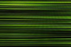 Bruit de charge statique de TV entrelacé par vert Photographie stock