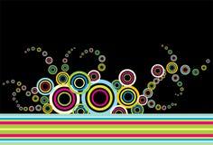 bruit de fond d'art Photo libre de droits