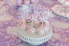 Bruit de gâteau Photo stock