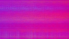 Bruit de neige de pixel de Digital d'écran de télévision image stock