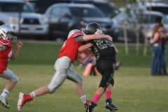 Bruit Warner Football photos stock