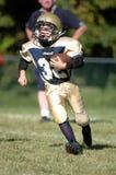 Bruit Warner Football Player photos stock