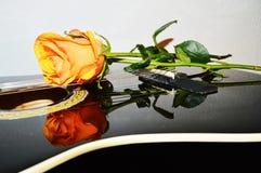 Bruits d'amour, plan rapproché Image stock