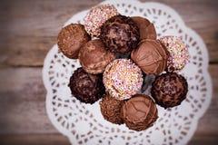 Bruits de gâteau Image libre de droits