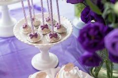 Bruits de gâteau images stock