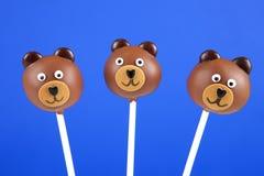 Bruits de gâteau d'ours Photo libre de droits