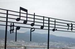 Bruits de la Norvège photo stock