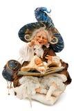 Bruja de la muñeca Imágenes de archivo libres de regalías
